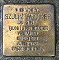 Stolperstein Augsburger Str 29 (Charl) Szulim Wellner.jpg