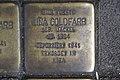 Stolperstein Duisburg 200 Alt-Hamborn Emscherstraße 204 Lina Goldfarb.jpg