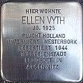 Stolperstein Kalkar Kesselstraße 19 Ellen Vyth.jpg
