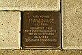 Stolperstein für Franz Nause vor der Kesselstraße 19 in Hannover-Limmer.jpg