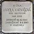 Stolperstein für Karola Karvasova.jpg