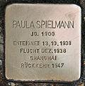 Stolperstein für Paula Spielmann.JPG