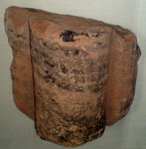 Priory of St Thomas of Canterbury, Birmingham - Stone from the Priory now in Birmingham Museum and Art Gallery