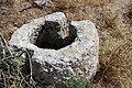 Stone relic of Zanoah Ruin.jpg