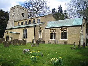 Stowe, The Parish Church of St Mary - geograph.org.uk - 155669.jpg