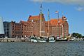 Stralsund, am Hafen (2013-07-11), by Klugschnacker in Wikipedia (43).JPG