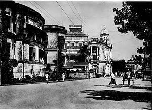 Strand Road, Yangon - Image: Strand Road, Rangoon
