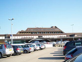 Entzheim - Image: Strasbourg Enzheim Aéroport
