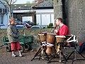 Street music - geograph.org.uk - 297790.jpg