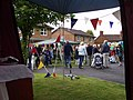 Street party in Beaumont Lawns - geograph.org.uk - 1059339.jpg