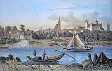 Strehla (in Sachsen) by J. Umbach.jpg