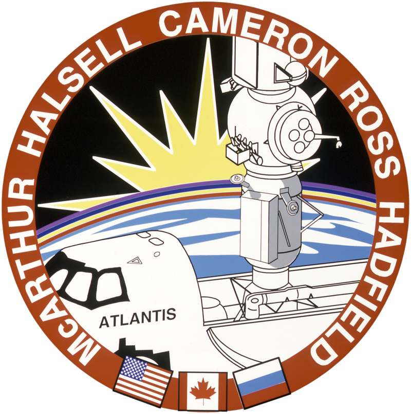 https://upload.wikimedia.org/wikipedia/commons/thumb/9/98/Sts-74-patch.png/800px-Sts-74-patch.png