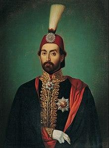 Αμπντούλ Μετζίτ Α΄