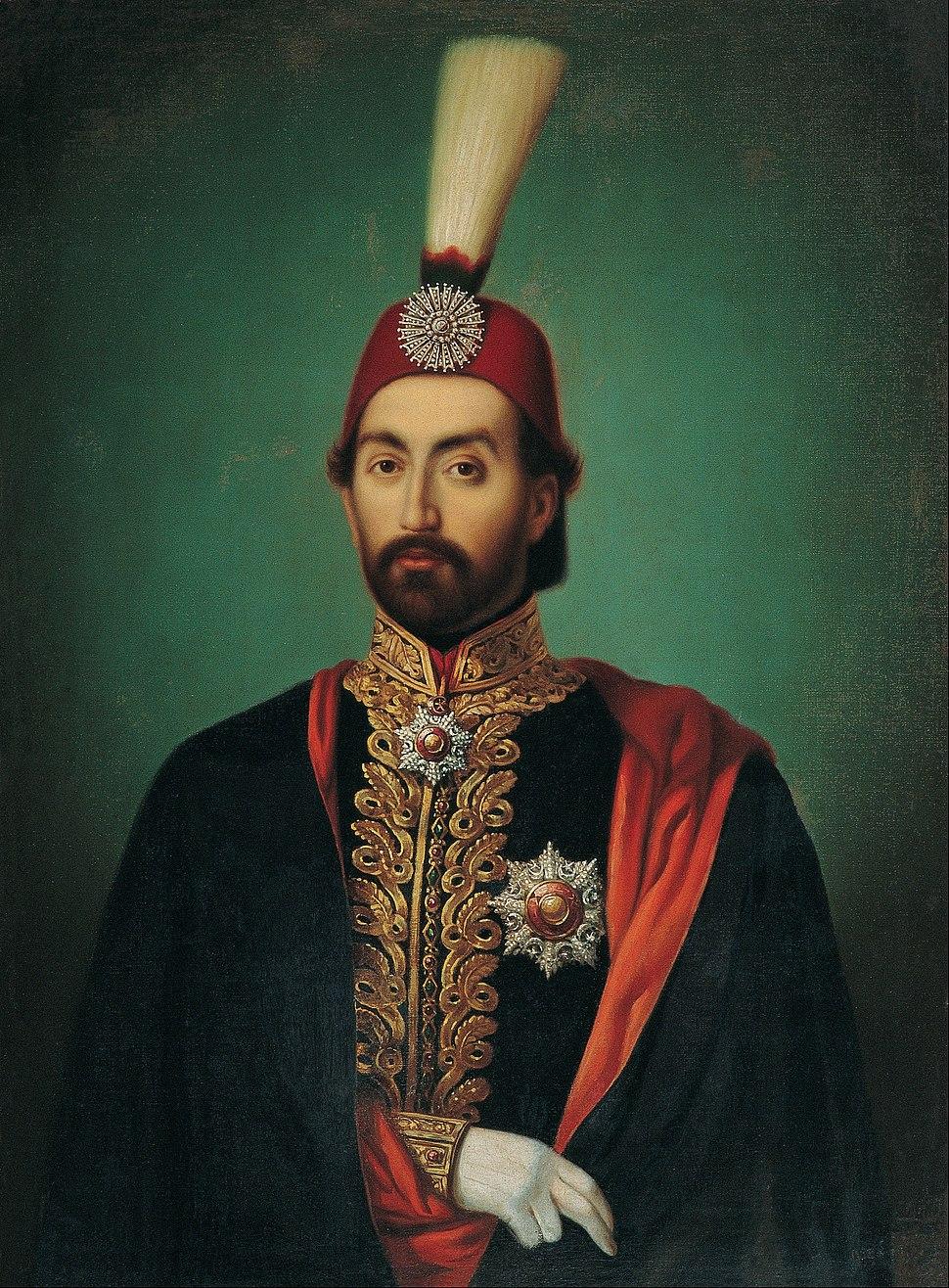 Sultan Abd%C3%BClmecid - Google Art Project
