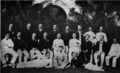 Sun yat-sen together with members of Tongmen Hui in Wangqing Yuan when he came from Japan to revisit Singapore in March 1907.png