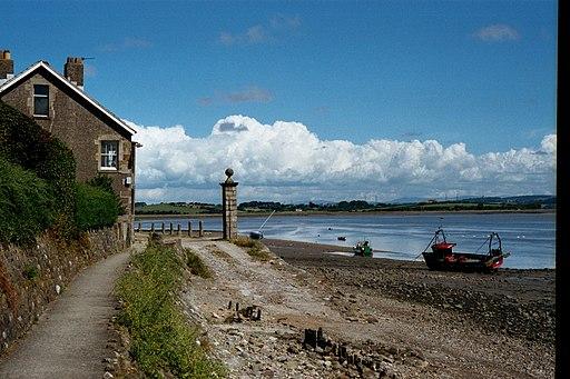 Sunderland Point, Lancashire, England