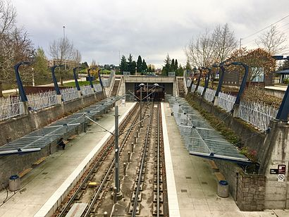 How to get to Sunset Transit Center with public transit - About the place