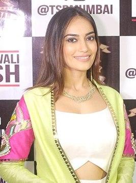 Surbhi Jyoti Indian actress