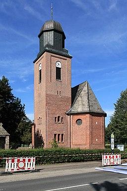St. Josef, Börgerstraße in Surwold