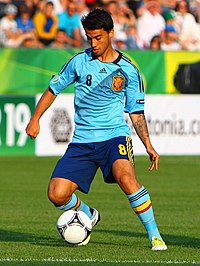 Suso vs Portugal 2012.jpg