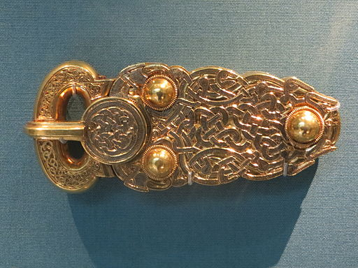 The Sutton Hoo Ship Treasure