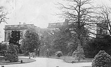 Sutton Scarsdale Hall ĉirkaŭ 1900 2.jpg