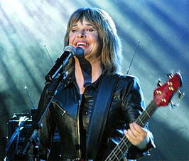 Suzi Quatro in Canberra, 26 september 2007