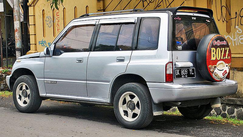 Suzuki Sidekick Indonesia