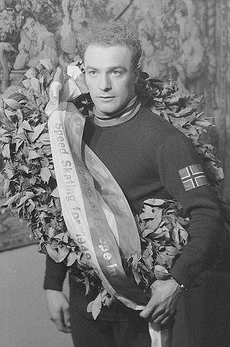 Sverre Farstad - Farstad in 1949
