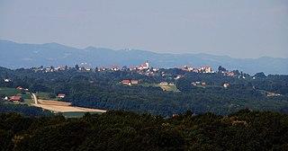Sveta Ana v Slovenskih Goricah Locality and municipality of Slovenia