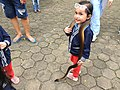 Sweet little girl and exotic snake of Papua.jpg