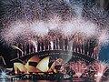 Sydney, Millenium Fireworks in the year 2000 - panoramio.jpg