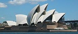 Η Όπερα του Σύδνεη, ένα από τα πιο αναγνωρίσιμα κτίρια στον κόσμο.