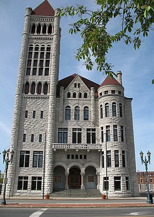 Syracuse City Hall - Image: Syracuse City Hall