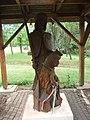 Szőc, Szent Flórián-szobor.jpg