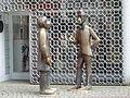 Tünnes und Schäl Bronzefiguren Köln.JPG