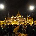Tüntetés - Kossuth tér, 2014.11.17 (1).JPG