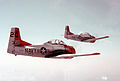 T-28Bs from VT-2 Whiting field 1967.jpg
