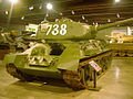 T-34-85 in the Patton Museum of Cavalry and Armor.jpg