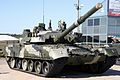 T-80 tank, Engineering Technologies 2010.jpg