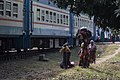 TAZARA train from Lusaka to Dar es Salaam.jpg