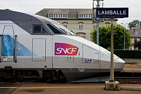 Image illustrative de l'article Gare de Lamballe