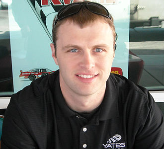 Travis Kvapil - Kvapil in 2009