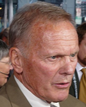 Tab Hunter - Hunter in April 2010