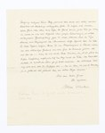 Tackskrifvelser från nödlidande i Weimar - Hallwylska museet - 105243.tif
