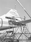 Tail of Boeing 707 removed at the AMARC 1984.JPEG
