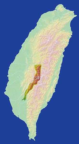 Yushan Range - Image: Taiwan Yushan Range