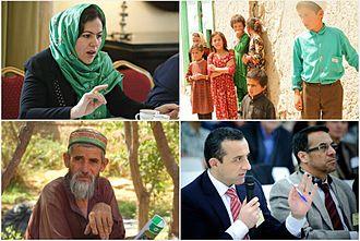 Ethnic groups in Afghanistan - Tajiks of Afghanistan