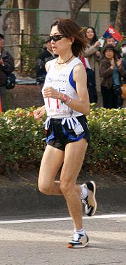 Takahashi Naoko Nagoya Womens Marathon 2008.jpg