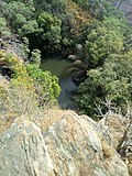 Tanongou river view from high mountains au Bénin.jpg